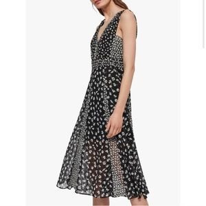 AllSaints Marcella Scatter Dress